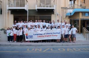 LibertyEnglishCampMalta_Banner